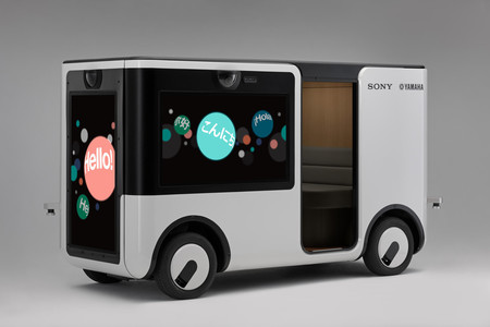Sony Sociable Cart Sc 1 2