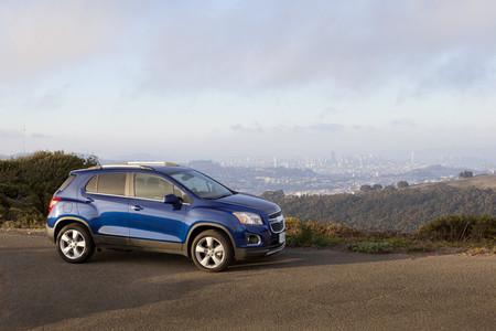 Chevrolet Trax 2013, precios para España