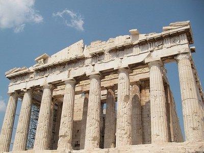 Hasta septiembre, el Partenón podrá apreciarse sin andamios