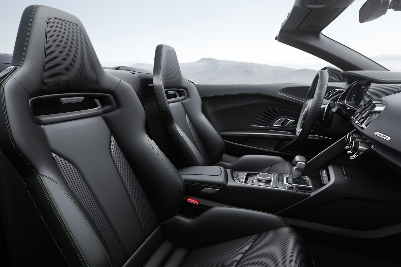 Foto de Audi R8 Spyder V10 Plus (8/10)