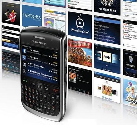 BlackBerry App World ahora con facturación integrada de la mano de Telefónica