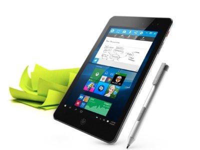 HP anuncia el ENVY 8 Note, un tablet pequeño con stylus y LTE a 329 dólares