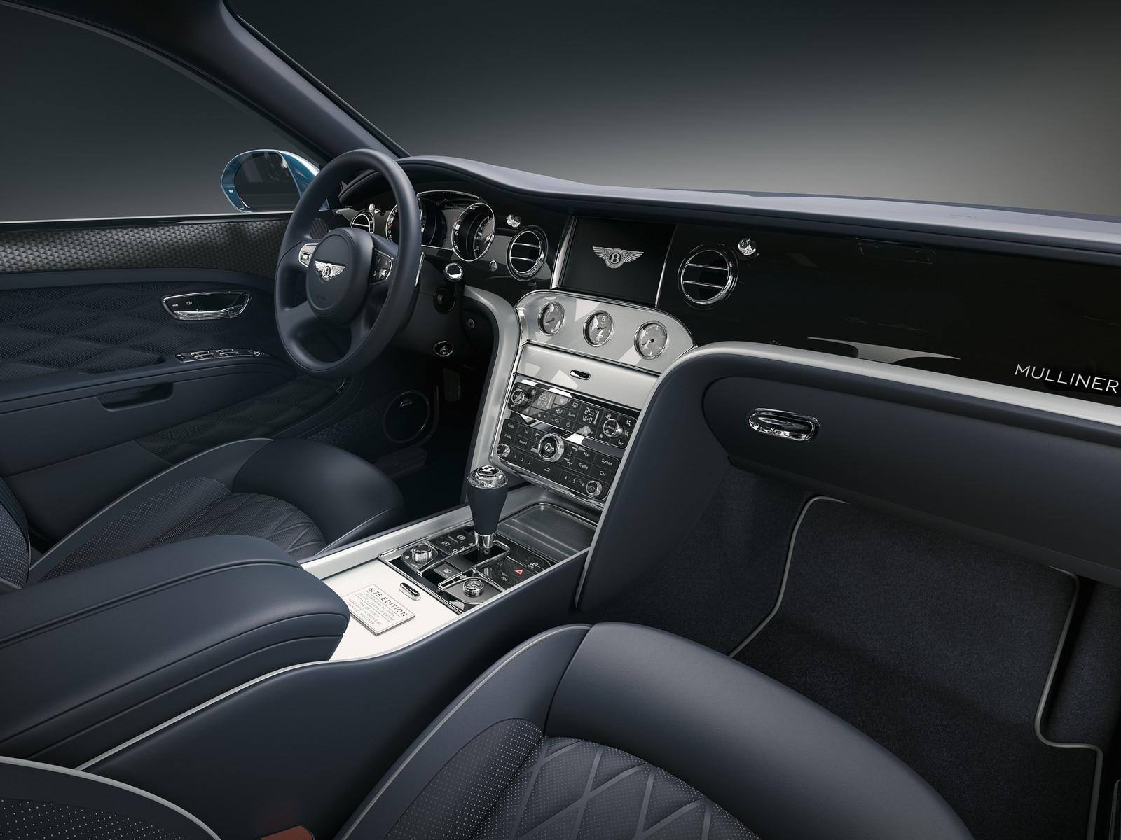 Foto de Bentley Mulsanne 6.75 Edition (6/12)