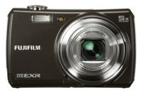 Fujifilm FinePix F200 llega con la tecnología Super CCD EXR