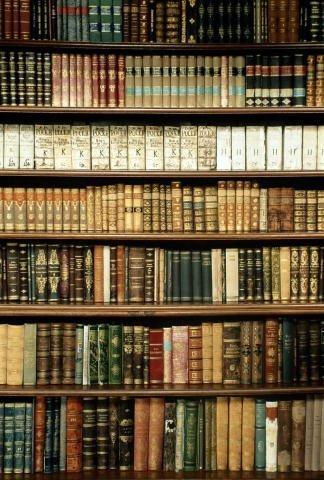 Una visita con mi abuela a la biblioteca de mi infancia
