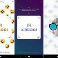 Cómo utilizar las nuevas tarjetas de identificación de Instagram para añadir contactos