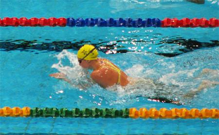 En la piscina (IV): La respiración