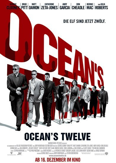 Robar con muchísima clase: la saga Ocean's.