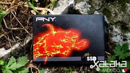 PNY CS2111 XLR8 240GB SSD, análisis