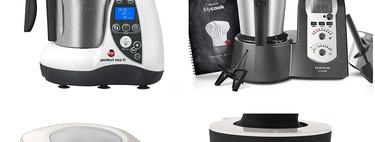 Los robots de cocina mejor valorados por los clientes de Amazon por menos de 500 euros