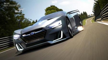 Subaru Viziv, un concepto Vision Gran Turismo