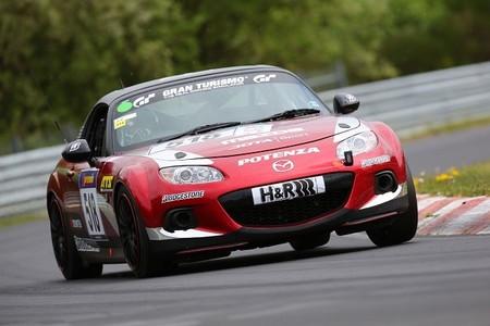 Mazda MX-5: celebrando sus 25 años en Las 24 Horas de Nürburgring