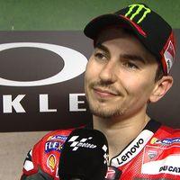 """Jorge Lorenzo confirma que deja Ducati: """"Es demasiado tarde. Los dos próximos años estaré con otra moto"""""""