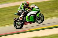 Superbikes Aragón 2014: Tom Sykes empieza con su recital y se lleva la Superpole