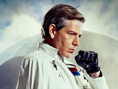 Ben Mendelsohn, especialista en villanos, de 'Rogue One' a 'Robin Hood'