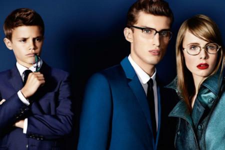 Las gafas que Burberry quiere que llevemos esta primavera-verano 2013