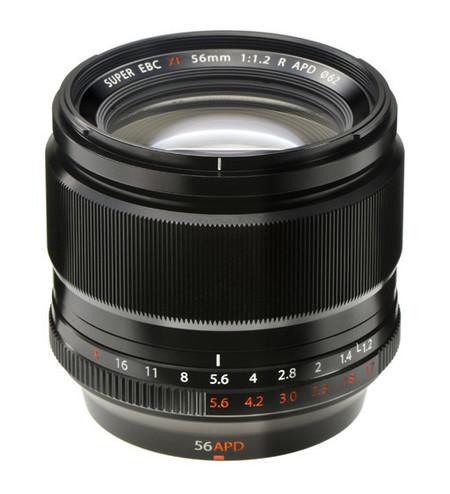 Fujifilm ha reconocido estar trabajando en un nuevo objetivo con filtro APD: el XF35 mm f/1.4