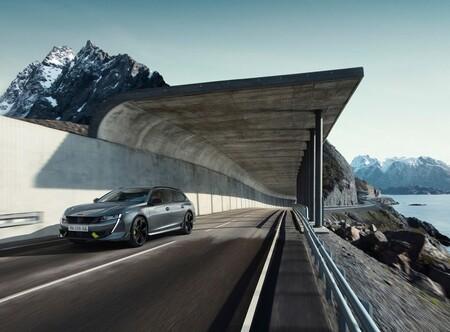 508 Peugeot Sport