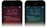 Foursquare elimina la opción de hacer check-ins privados