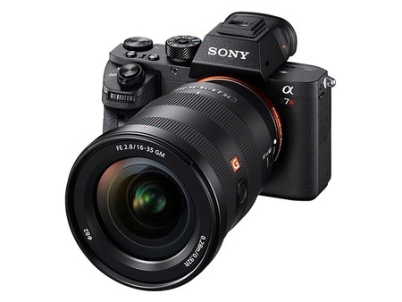 Sony FE 16-35 mm. f/2,8 GM
