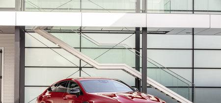 Mercedes-AMG GT 43 4-Door, una versión más accesible, que de accesible sólo tiene el nombre