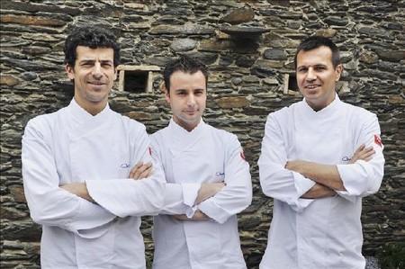 Los jefes de cocina de El Bulli abren Compartir, un nuevo restaurante en Cadaqués