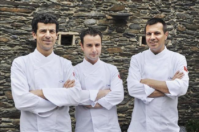 restaurante compartir jefes de cocina de El bulli