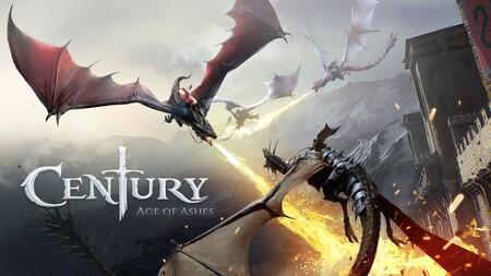 La ira y el fuego de los dragones reinará en las batallas free-to-play de Century: Age of Ashes cuando salga en Steam en noviembre