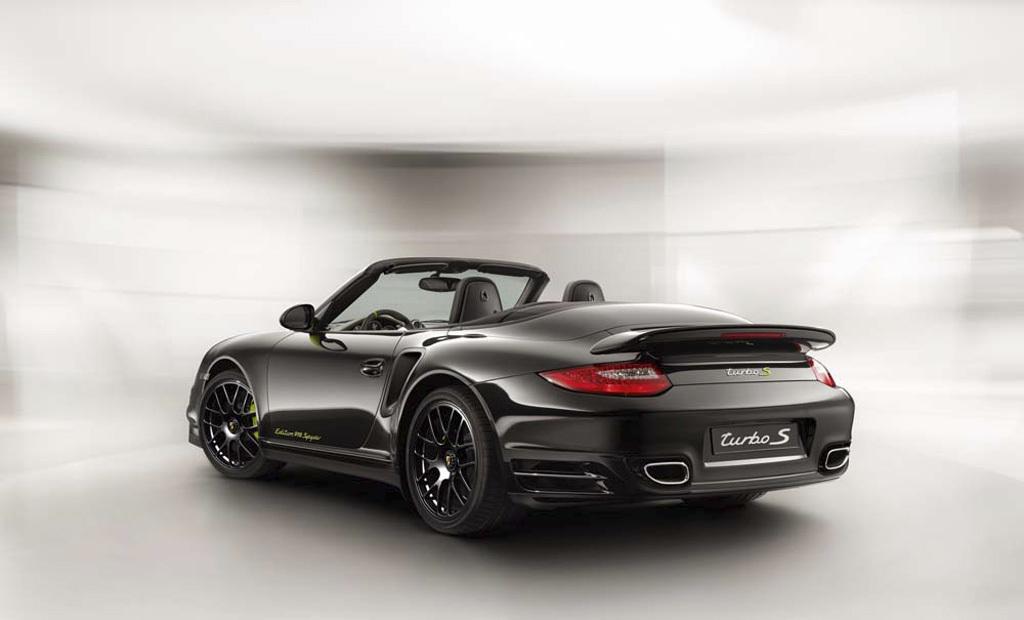 "Foto de Porsche 911 Turbo S ""Edition 918 Spyder"" (3/12)"