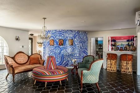 Airbnb Classic Blue Villa Historica En Austin