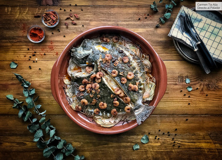 Rodaballo al horno de Dani García, receta fácil y deliciosa para triunfar (con vídeo incluido)