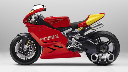Ducati 1299 Superleggera Retro 2