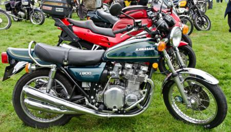 Kawasaki Z900RS, nombre protegido