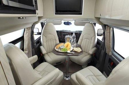 Airstream ya tiene su nueva caravana de lujo