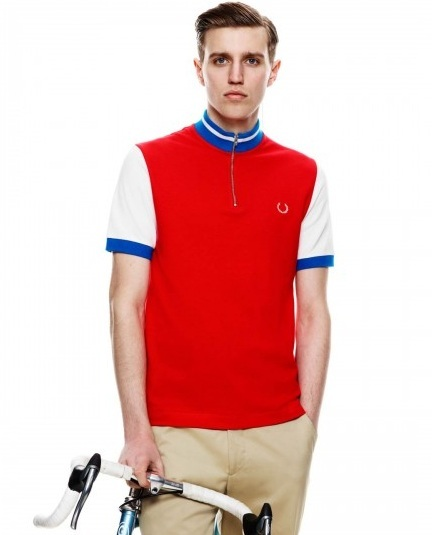 Cycling de Fred Perry