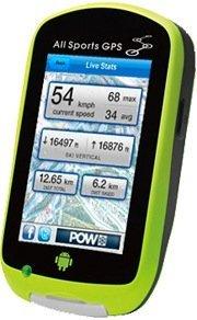All Sports GPS tiene Android y sólo es un GPS