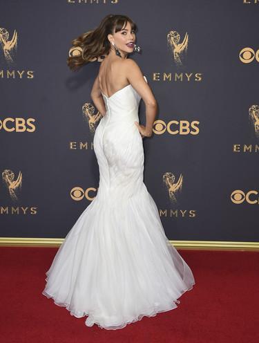 La coletas, una de las tendencias más vistas en los  Emmys