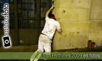 San fermines 2009 en fotos