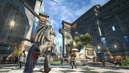 Ciudades, dragones y castillos en las nuevas imágenes de Dragon's Dogma Online