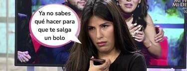 """Isa Pantoja se emociona con la disculpa en directo de Kiko Rivera: """"Te voy a llevar al altar, estaré en la boda vaya quien vaya"""""""