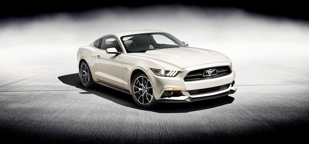 Foto de Ford Mustang 50 Aniversario (1/21)