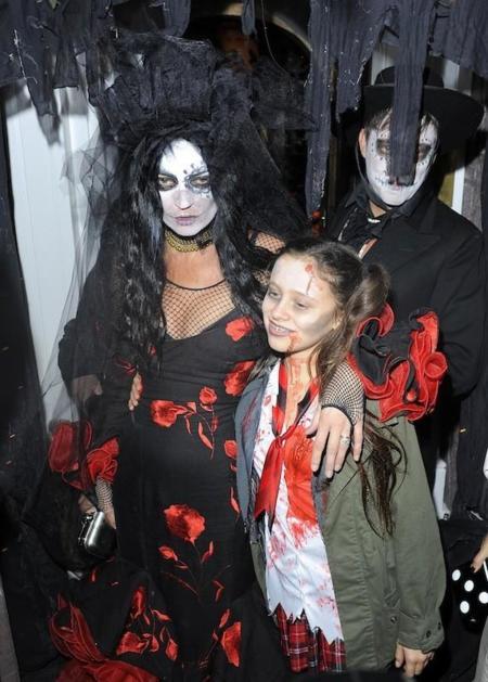 Kate Moss Halloween