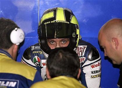 Rossi - Michelin, el divorcio parece inminente