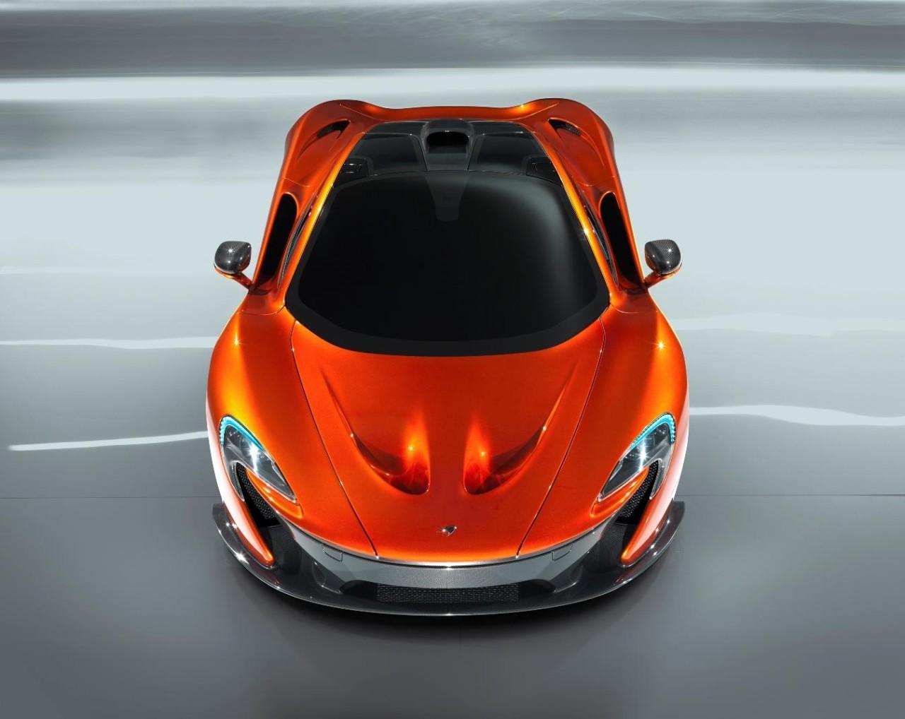 Foto de McLaren P1 (6/37)