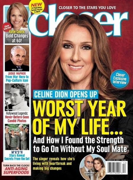 Malos tempos para Celine