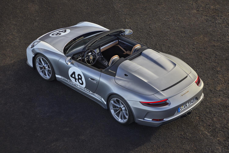 Foto de Porsche 911 Speedster 2019 (29/43)