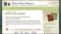 """""""Africa Safari Planner"""": Diseña tus Safaris personalizados"""
