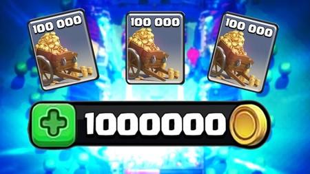¿Cuánto oro necesitas para mejorar todas las cartas de Clash Royale al máximo?