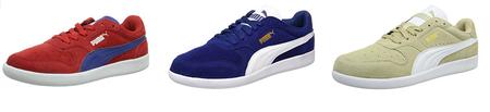 Las zapatillas Puma Icra Suede Trainer Sd pueden ser nuestras desde 29,21 euros en Amazon