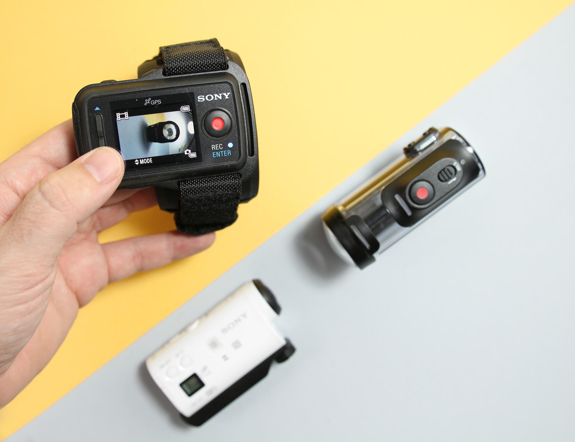 Foto de Sony Action Cam Mini (8/12)
